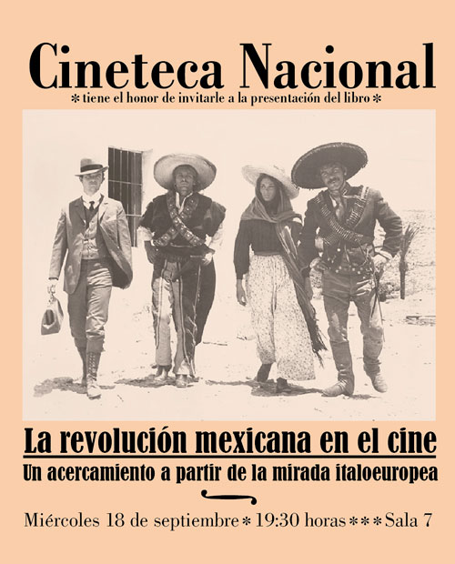La revolución mexicana en el cine. Un acercamiento a partir de la mirada ítaloeuropea